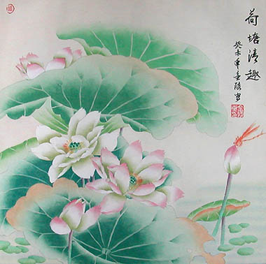 Flower Painting Images on Artists Associations And Still Very Much Enjoys Painting From Nature